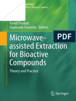 Chemat, F Dan Giancarlo, C. 2013.Microwave-Assisted Extraction for Bioactive Compounds.london. Springer
