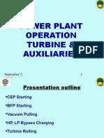 62206445 Turbine Operation