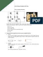 Mengenal Elektronika Dasar Dengan Rangkaian Flip