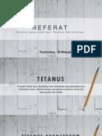 Referat Tetanus Anak