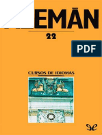 AA. VV. - [Curso de Aleman 22] Aleman - Unidad 22 [24566] (r1.0).epub