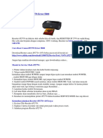 Cara Reset Canon IP2770 Error 5B00
