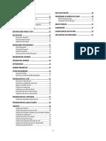 Manual usuario Superautomática Magnifica S ECAM22110B