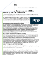 282475 Research and Development Rd Industry Sector Overview
