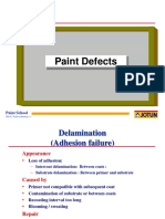 8 Paint Defects