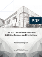 2017 PI R&D Conference and Exhibition%2c March 21-22%2c 2017 - Advance Progr...