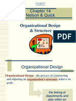 Organizational Design(POWER)