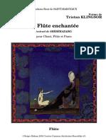 Ravel Flute Enchantee Flute