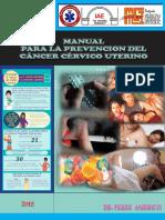 Manual Prevencion Cancer de Cuello Uterino