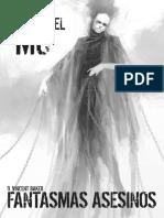 Fantasmas Asesinos - Libro Del Maestro de Ceremonias