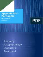 Appendicitis - Peritonitis
