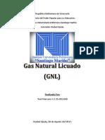 GNL  Definición e Historia