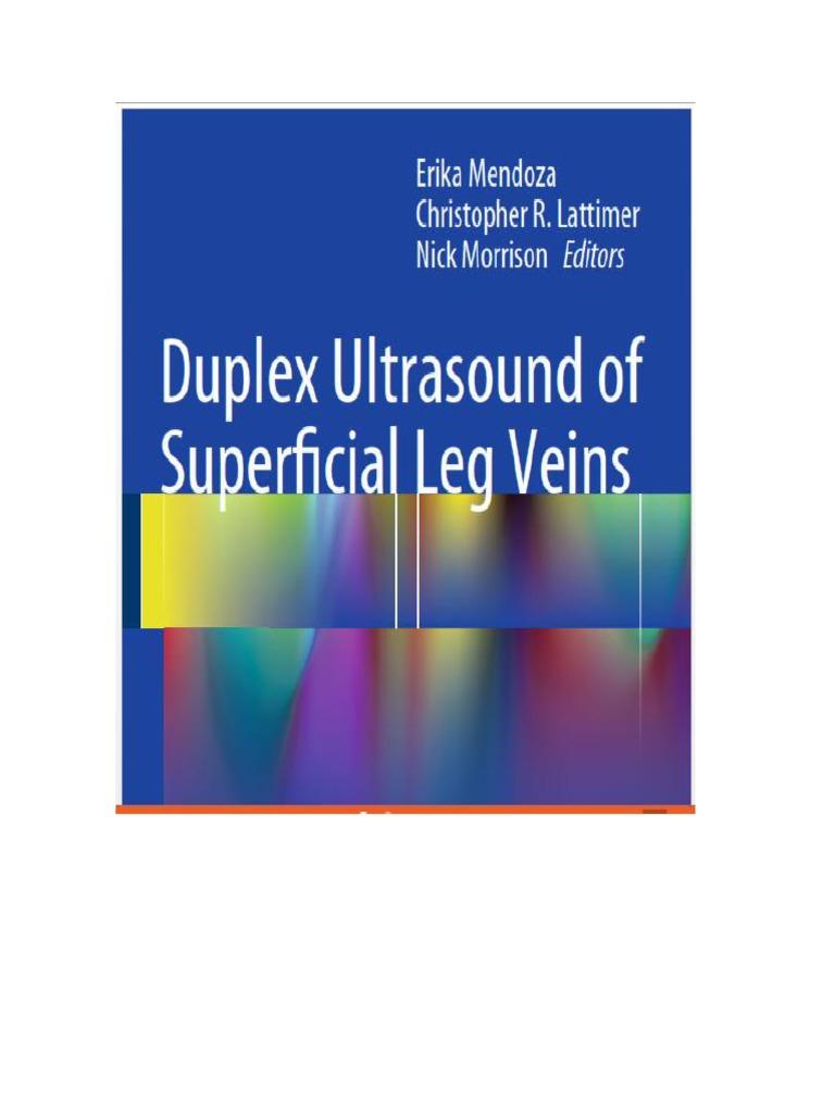 Anatomía de Las Venas Superficiales 2 A