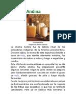 Chicha Andina