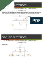 Clase 05 Circuitos Electricos Supernodos y Supermallas.pptx
