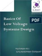 Basics of Low Voltage Systems Design-Ver.01