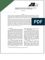Evaluasi Kondisi Dan Kerusakan Perkeras...Beberapa Ruas Jalan Kota Kendari - PDF