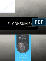 El Consumismo Final