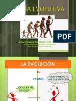 Cap 2.- Biología Evolutiva