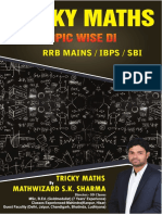 Di (Topic Wise New Patern) by Mathwizard s.k Sharma