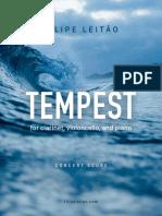 Filipe Leitão - Tempest