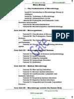 Microbiology Module