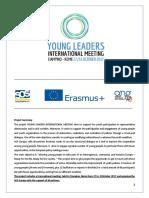 Infopack Young Leaders International Meeting 2017