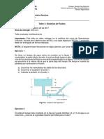 Taller 3 - Dinámica de Fluidos