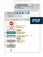 Material Procedimiento Operativo Cargador Frontal Minero Traslado Seguridad Evitar Accidentes Verificacion Inspecciones