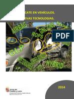 Rescate en Vehiculos de Nuevas Tecnologias
