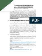 Planteamiento Del Tema a Desarrollar - EEP 2017-2
