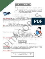 5to. QUIM - Guía Nº 3 - Unidades Químicas de Masa