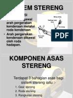 Sistem Stereng Complete