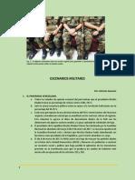 Escenarios Militares