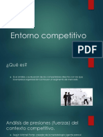 Entorno competitivo
