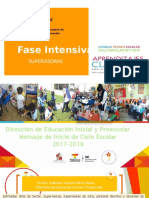 Fase Intensiva Inicial