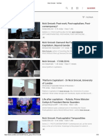 Nick Srnicek - Platform Capitalism - Empleo -Automatiz