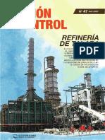 Boletin Gestion y Control N47 Refineria de Talara Mayo2017