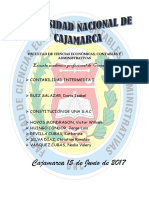 Cajachos Sport- Sac