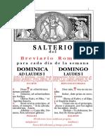 Salterio Dominica