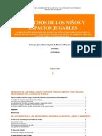 Mx 179I-Derechos de Los Ninos y Espacios..