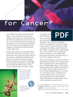 Una Cura Para El Cancer