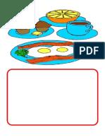 Essen Flashkarten Aktivitaten Spiele Aktivitatskarten Aussprache Ein 94880