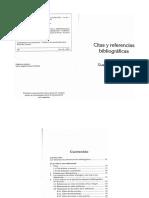 Manual Para Citar y Referenciar Bibliografía Bajo Normas Apa