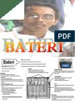BaTERI BARU