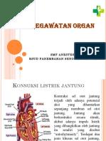 Kegawatan Organ