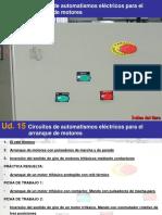 Automatismos Electricos Para El Arranque de Motores
