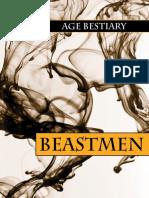 AGE - Bestiary - Beastmen