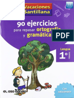 90 Ejercicios para Repasar Ortografía y Gramática.pdf