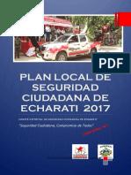 Plan Seguridad Ciudadana Abril 2017